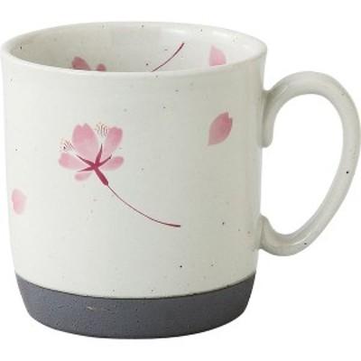 西海陶器 66419 桜の舞 マグ 桃