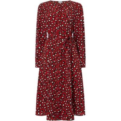 リネアペレ Linea レディース ワンピース シャツワンピース ワンピース・ドレス Margot printed shirt dress Multi-Coloured