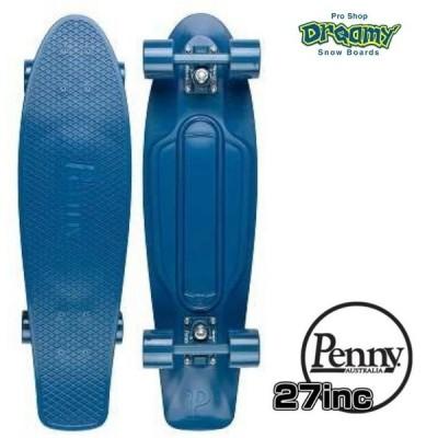 Penny ペニースケートボード  新色 BLUE 27インチ 特殊プラスティック ウィール59mm  Abec7 STEEL 正規品
