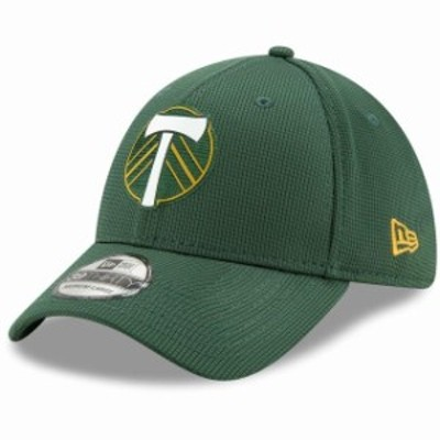 New Era ニュー エラ スポーツ用品  New Era Portland Timbers Green 2019 On Field 39THIRTY Flex Hat