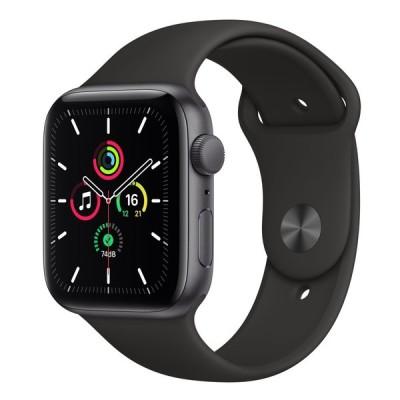 アップルウォッチ Apple Watch SE GPS 40mm Space Grey Aluminium MYDP2 スポーツバンド