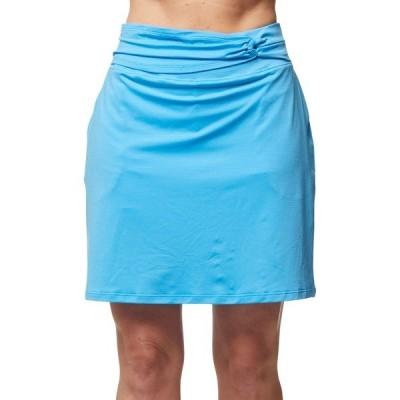 スポットハーレー スカート ボトムス レディース Sport Haley Women's Dazy 18'' Golf Skirt Mediterranean