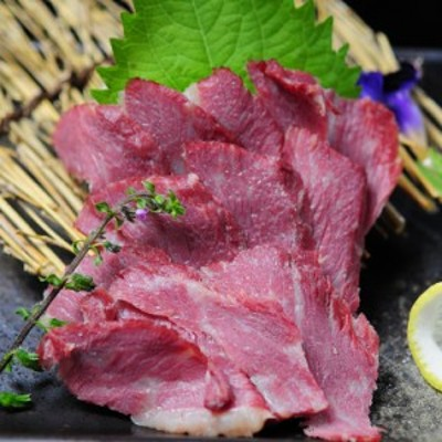 【送料無料】折戸の新鮮馬肉「さいぼしの燻製 約200g×2パック」