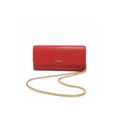 FURLA 長財布 BABYLON XL CHAIN WALLET EP73B30 レディース RUBY RUB フルラ
