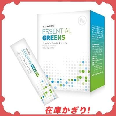 エッセンシャルグリーン 小麦葉・麦芽・大麦混合食品シナジーワールドワイド