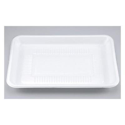 【代引き 不可】400枚・V-112 無地  シーピー化成 PSP 発泡 食品 トレー 包装容器 食品トレイ 400枚入