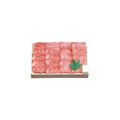 近江牛 上カルビ焼肉(約300g)【産直】[24]