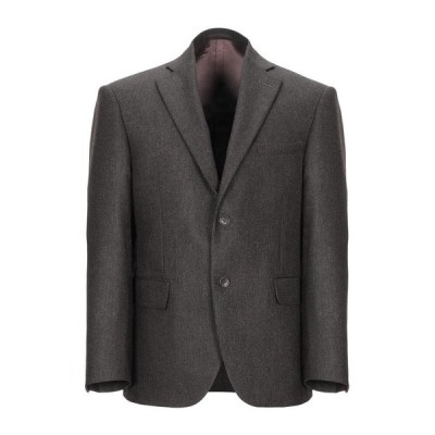 SANREMO テーラードジャケット ファッション  メンズファッション  ジャケット  テーラード、ブレザー ブラウン