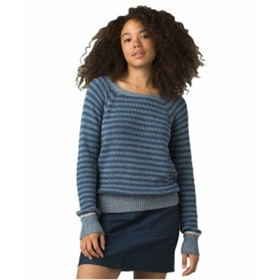 プラーナ レディース ニット&セーター アウター Gadie Sweater Admiral Blue
