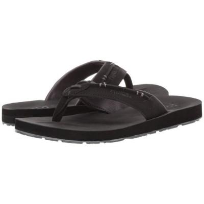 フロジョス Flojos メンズ シューズ・靴 Trio Black