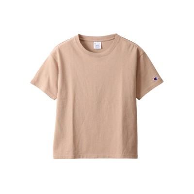 チャンピオン Champion レディース クルーネックTシャツ CREW NECK T-SHIRT カジュアル 半袖 シャツ【191013】