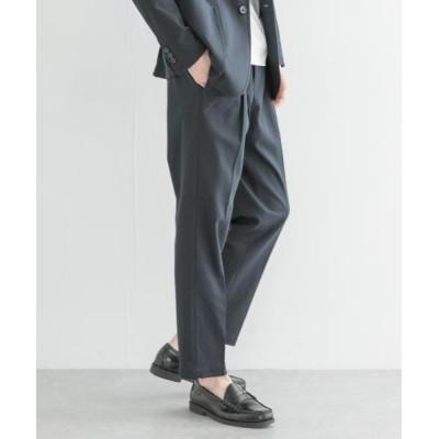 【アーバンリサーチ】 URBAN RESEARCH Tailor コンパクト強撚パンツ メンズ NAVY L URBAN RESEARCH