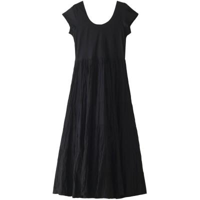 allureville アルアバイル 【MARIHA】草原の虹のドレス レディース ブラック 36