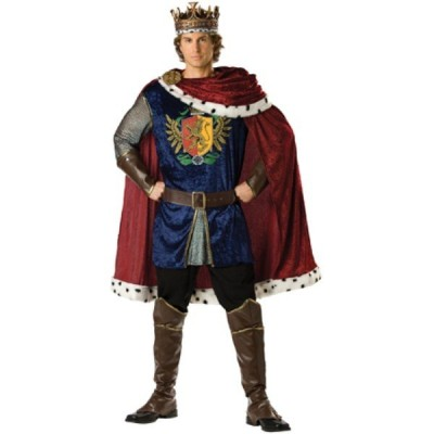 Noble King ノーブル・キング 王様 衣装 、コスチューム 男性用 HQ