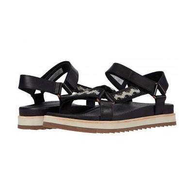 Merrell メレル レディース 女性用 シューズ 靴 サンダル Juno Strap - Black