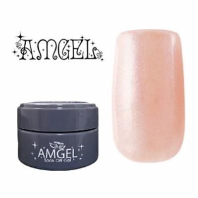 ジェルネイル セルフ カラージェル アンジェル AMGEL カラージェル AG4010 マルキューベージュ 3g