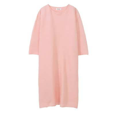 <PLANTATION L(Women/大きいサイズ)/プランテーション> YOORYUU ワンピース light pink(17)【三越伊勢丹/公式】