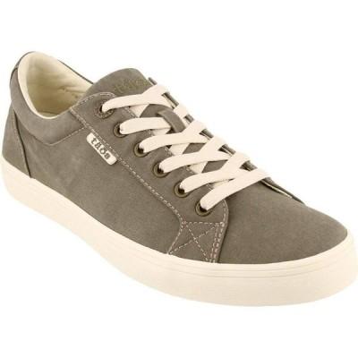タオス Taos Footwear メンズ スニーカー シューズ・靴 Starsky Dark Olive