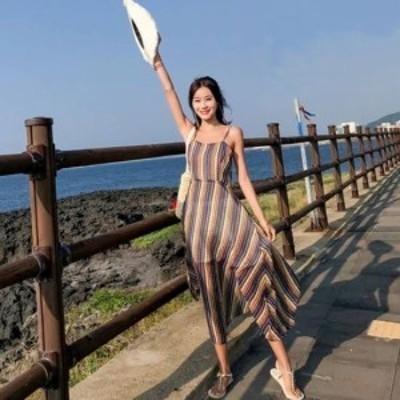 ロングワンピース ワンピース ロング丈 マキシワンピース ワンピース 大きいサイズ 夏ワンピース 夏 リゾート リゾートワンピ 韓国 レデ