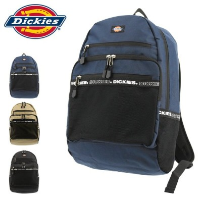 ディッキーズ リュック 16L メンズ レディース 14952800 DICKIES | リュックサック バックパック 軽量  [PO10]