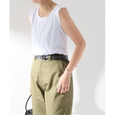 【ジャーナルスタンダード】 COATSAL TEE:Tシャツ◆ レディース ホワイト S JOURNAL STANDARD