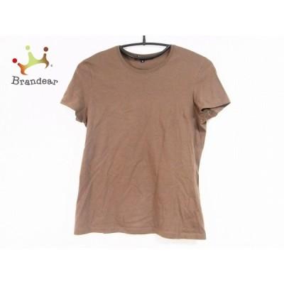 グッチ GUCCI 半袖Tシャツ サイズM レディース 美品 - ブラウン クルーネック 新着 20201228