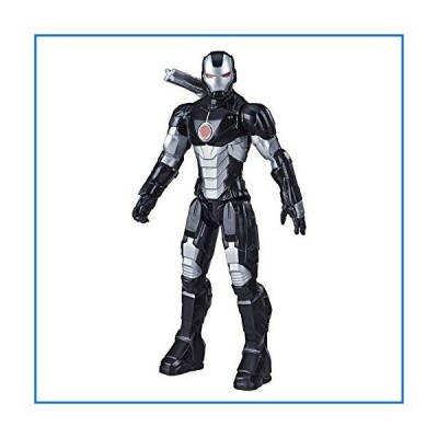 Avengers Marvel Titan Hero Series Blast Gear Marvel's War Machine Action Figure, 12-Inch Toy, Inspired by The Marvel Universe, for Kids Ag