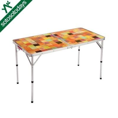 コールマン アウトドア ナチュラルモザイク リビングテーブル120プラス 2000026751