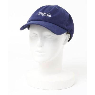 OVERRIDE / 【FILA】FLW KANOKO LOGO CAP WOMEN 帽子 > キャップ