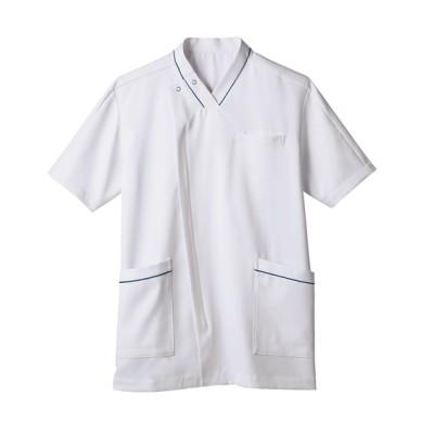MONTBLANC 72-1303 スクラブ(半袖)(男性用) ナースウェア・白衣・介護ウェア