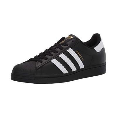 adidas Originals Men's Superstar Shoe Running Core Black/Footwear White/Core Black, 8.5 D(M) US