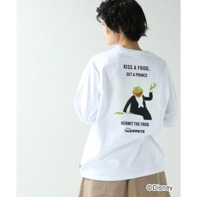tシャツ Tシャツ DISCUSマペッツプリントロンT/928239