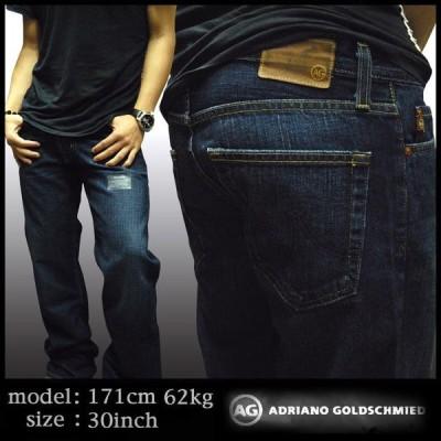 AG Jeans メンズ the Hero relaxed AGジーンズ ADRIANO 1008TSRRAH デニムパンツ サファリ safari 掲載 正規 ブランド