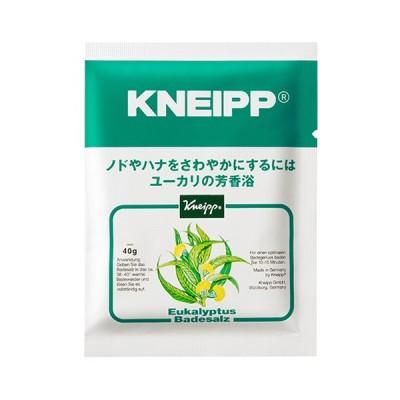 【医薬部外品】クナイプ バスソルト ユーカリの香り 40G