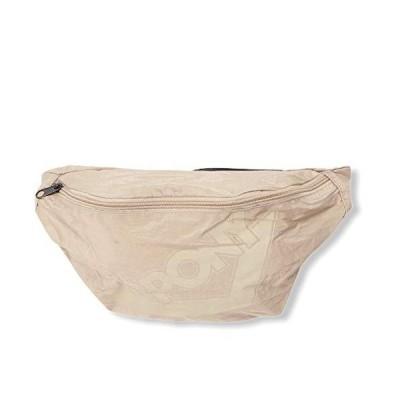 【PONY/ポニー】LOGO PRINT WAIST BAG Beige F ロゴプリント ウエストバッグ ボディバッグ 肩掛け