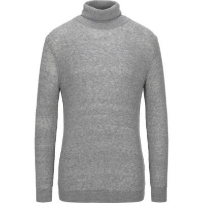 クロスリー CROSSLEY メンズ ニット・セーター トップス Turtleneck Grey