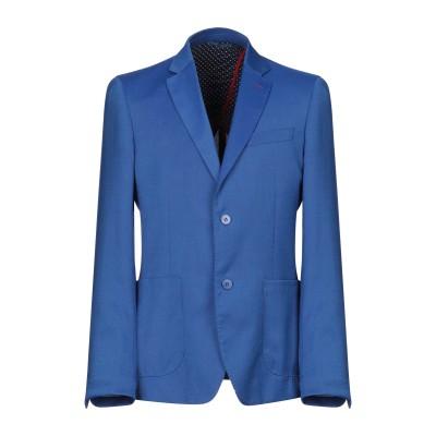 MARCIANO テーラードジャケット ブルー 48 ポリエステル 83% / レーヨン 15% / ポリウレタン 2% テーラードジャケット
