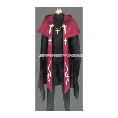 Fate Grand Order -First Order 天草 四郎(あまくさ しろう) コスプレ衣装 s2720