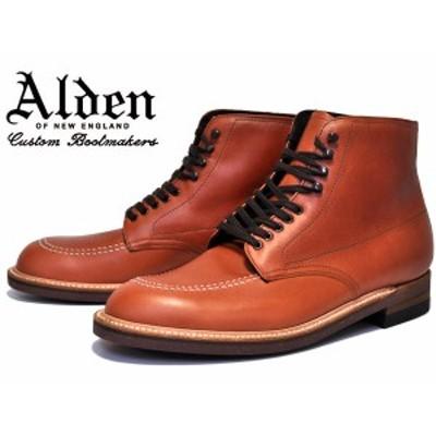 【オールデン ALDEN 405 インディブーツ】ALDEN Indy Boots 【405】 BROWN