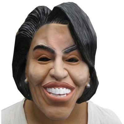 ミシェル・オバマ マスク 大統領婦人 政治家 有名人 アメリカ Michelle Obama