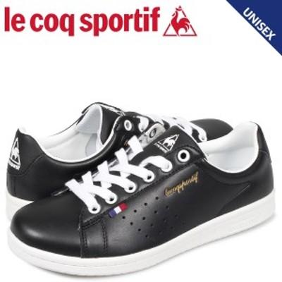 ルコック スポルティフ le coq sportif スニーカー LA ローラン メンズ レディース LA ROLAND LE ブラック 黒