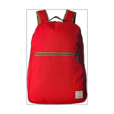 Filson Bandera Backpack Mack Red One Size 並行輸入品