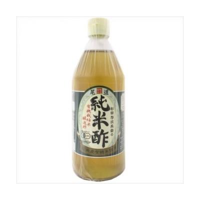 純米酢 500ml 6個セット (APIs) (軽税)