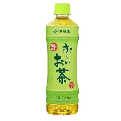 おーいお茶 緑茶(PET) 525ml×24