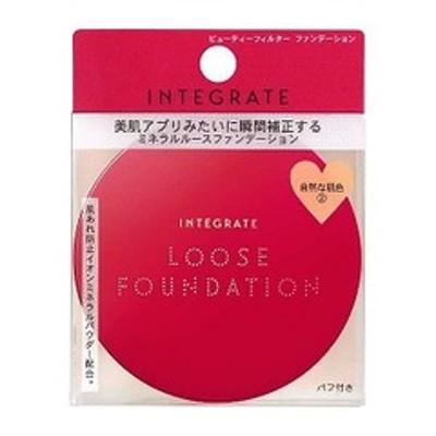 資生堂化粧品 INTEGRATE (インテグレート)ビューティーフィルター ファンデーション 2(9g) IEBフィルタFD2