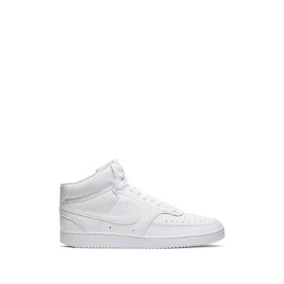 ナイキ メンズ スニーカー シューズ Court Royale Mid Sneaker 100 WHITE/WHITE