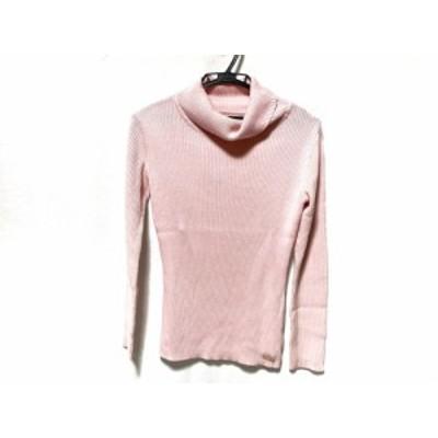 エミリアウィズ Emiria Wiz 長袖セーター サイズS レディース 美品 ピンク【中古】20200404