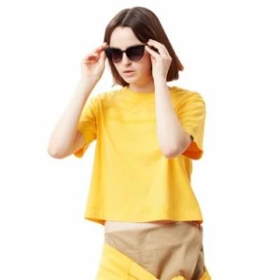 napapijri ナパピリ ファッション 女性用ウェア Tシャツ napapijri sait-cropped-fusion