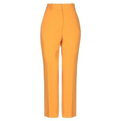 VICTORIA BECKHAM パンツ オレンジ 6 レーヨン 50% / アセテート 42% / ポリウレタン 8% パンツ