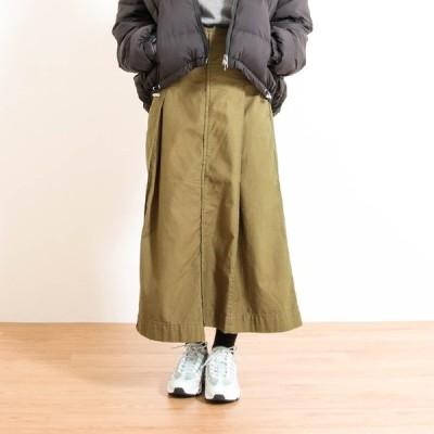 アントゲージ ANTGAUGE PARASOL FLARE SKIRT パラソルフレアスカート GE316 レディース ロングスカート